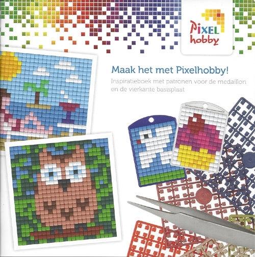 Inspiratieboekje met patronen
