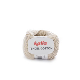 Katia Tencel-Cotton 7 - Licht beige