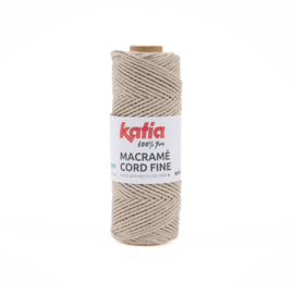 Katia Macramé Cord Fine 205