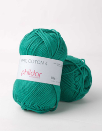 Phildar Coton 4 Sapin
