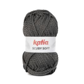Katia Scuby Soft 302 - Donker grijs