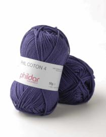Phildar Coton 4 Encre