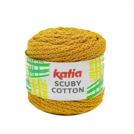 Katia Scuby Cotton 124 - Mosterdgeel