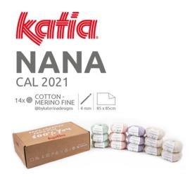 Katia Nana CAL kit