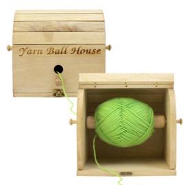 Scheepjes Yarn ball house-garen huis glossy