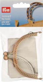 TASSLUITING OLIVIA 8,5x5,5cm GEBORSTELD KOPER
