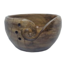 Scheepjes Yarn bowl dennenhout lichtbruin
