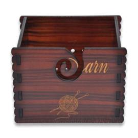 Durable MDF hout Yarn Box 020.1071