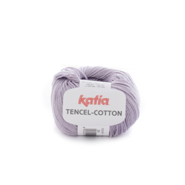 Katia Tencel-Cotton 24 - Licht lila