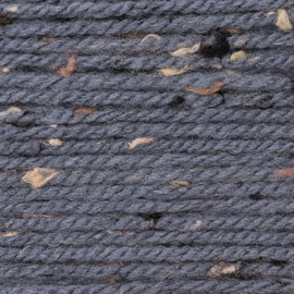 Rico basic Super Big Tweed Aran 003 middenblauw