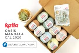 Katia CAL Oasis Mandala 2020