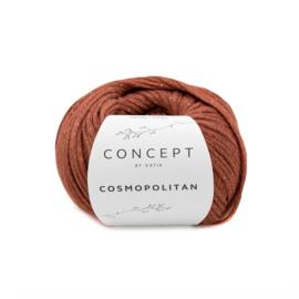 Katia Concept Cosmopolitan 81 - Roestbruin