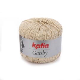 Katia Gatsby 88504 - Ecru-Goud