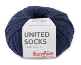 Katia United Socks 11 - Donker blauw