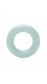 Durable plastic ringetjes lichtblauw 20 mm (259)