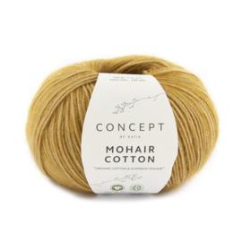 Katia Concept Mohair cotton 73 - Oranjebruin