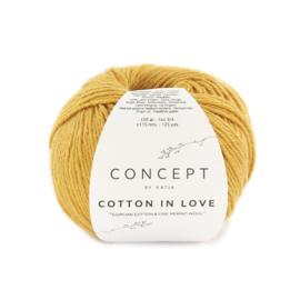 Katia Concept Cotton in Love 60 - Oker