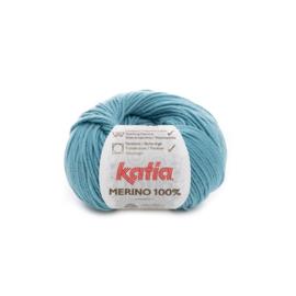Katia Merino 100% 55 - Turquoise