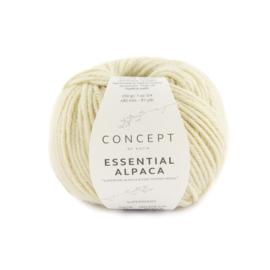 Katia Concept Essential alpaca 71 - Ecru