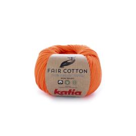 Katia Fair Cotton 31 - Oranje