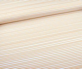 Eva Mouton Stripes French Terry 160 cm