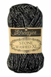 Scheepjes Stone Washed XL 843 Black Onyx