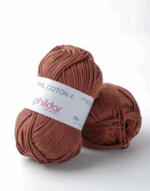 Phildar Coton 4 Ecureuil