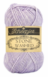 Scheepjes Stone Washed 8818 Lilac Quartz