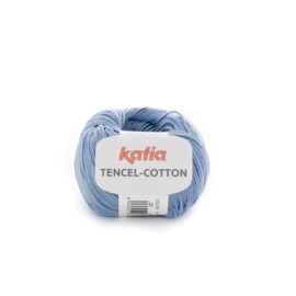 Katia Tencel-Cotton 22 - Blauw