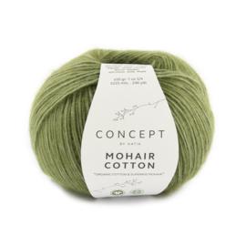 Katia Concept Mohair cotton 78 - Resedagroen