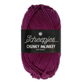 Scheepjes Chunkey Monkey 1061 Cerise