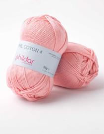Phildar Coton 4 Rose Saumon