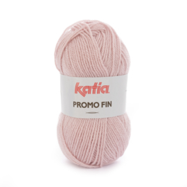 Katia Promo Fin 860 - Medium bleekrood