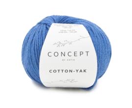 Katia Concept Cotton-Yak 127 - Nachtblauw