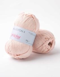 Phildar Coton 4 Lait de Rose