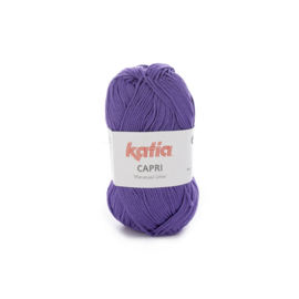 Katia Capri 82131 - Donkerlila