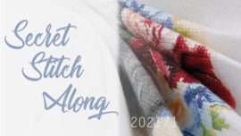 Lanarte Secret Stitch Along 2021/1