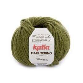 Katia Maxi Merino 17 - Licht groen
