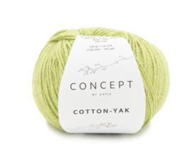 Katia Concept Cotton-Yak 126 - Pistache