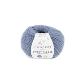Katia Concept Sweet Fleece 73 - Jeans