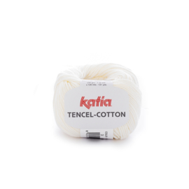 Katia Tencel-Cotton 3 - Ecru