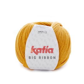Katia Big Ribbon 35 - Mosterdgeel