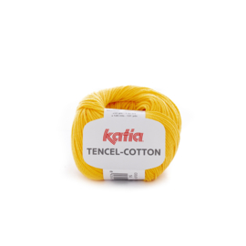 Katia Tencel-Cotton 14 - Citroengeel