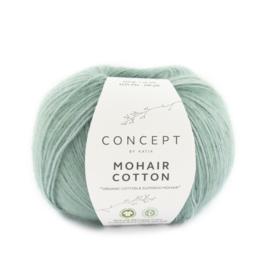 Katia Concept Mohair cotton 84 - Turqoise