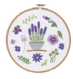 Lavendel seizoen