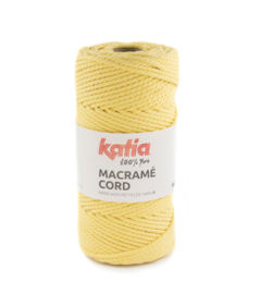 Katia Macramé Cord 112 - Geel
