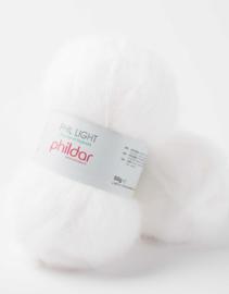 Phildar Light Blanc