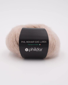 Phildar Mohair Soie Lurex Gazelle