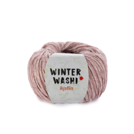 Katia Winter Washi 204 - oudroze