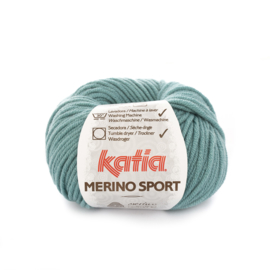 Katia Merino Sport 52 - Grijsblauw